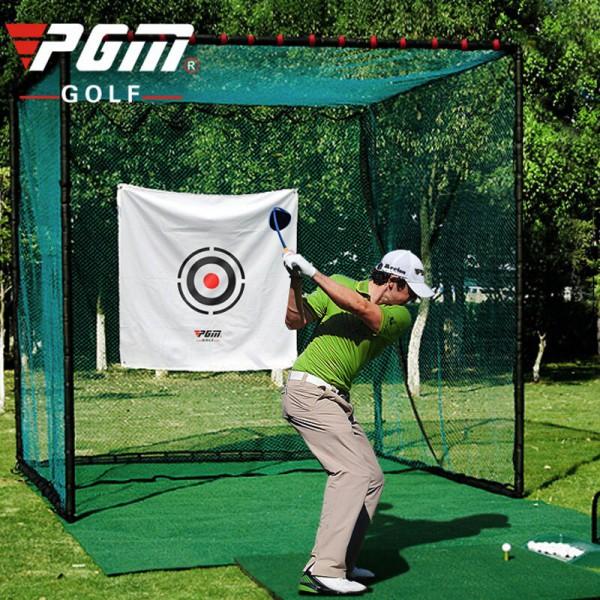 Bộ lưới tập swing golf- LXW001 3m Practice Net- PGM