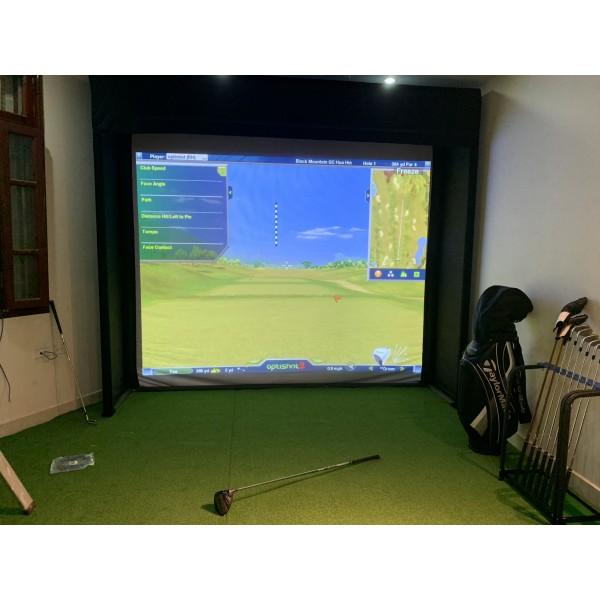Phòng tập golf -137 Triệu Việt Vương - Hà Nội
