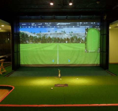 Phòng tập golf 3D-GC Quad- 165 Thái Hà