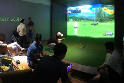 Phòng golf 3D-BRAVO GOLF- Đồng Hới- Quảng Bình