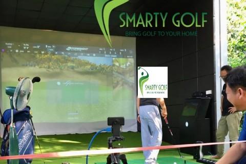 Phòng golf 3D-GC QUAD- SƠN TÂY- HÀ NỘI