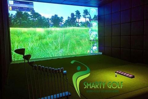 Phòng golf 3D-IMPACT VISION- TP LẠNG SƠN