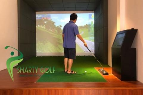 Phòng golf 3D-EAGLE EYE- TP Thái Nguyên