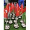 BỘ LỖ VÀ CỜ GOLF INOX DB002  - PGM, cho phòng tập golf 3D
