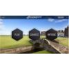 PHÒNG TẬP GOLF 3D- GCQUAD, cảm biến GC Quad, phần mềm FSX 2018, Cảm biến motion camera, phần mềm phân tích Swing Catalyst