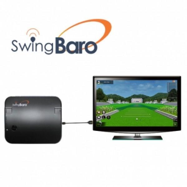 BỘ MÔ PHỎNG GOLF 3D TẠI NHÀ SWING BARO, Sử dụng cho việc chơi golf 3D tại nhà, phòng golfsimulator